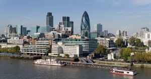 Airport Taxi Transfer to the Financial City London