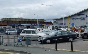 Luton Airport to Tilbury Port Shuttle