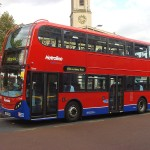 A Double-Decker in London