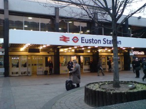 Taxi from Luton to Euston Station